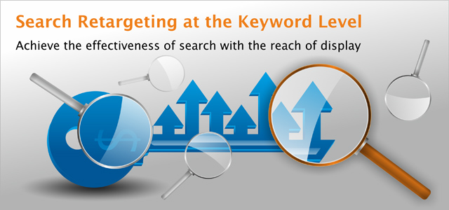 Search Retargeting at the Keyword Level