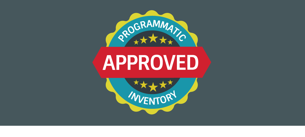 Approved Programmatic Inventory Badge